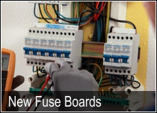 New Fuse Boards